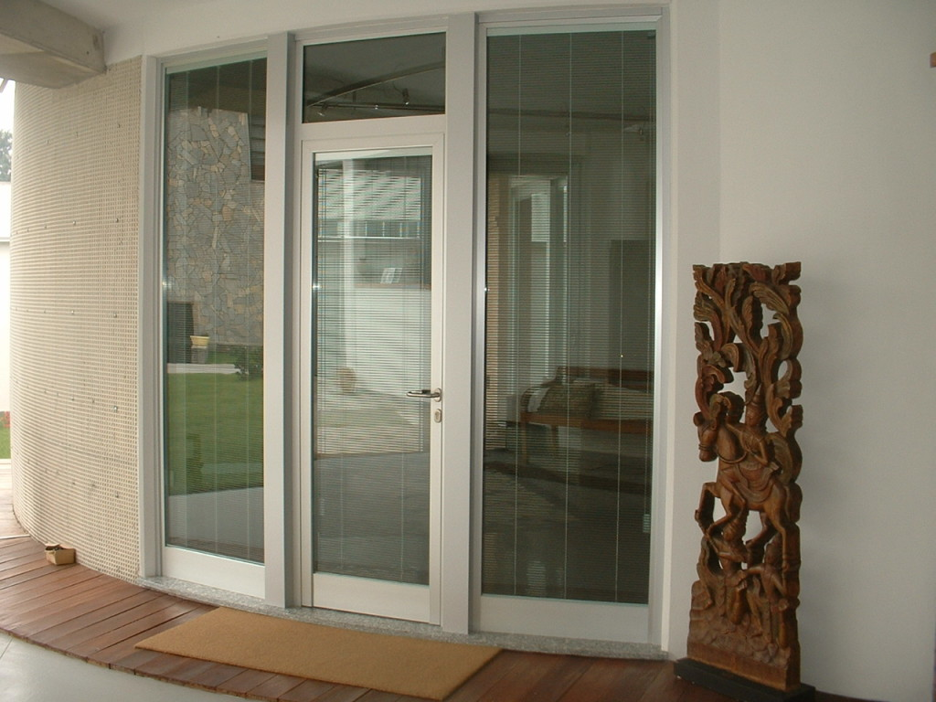 Portone d ingresso cg24 regardsdefemmes - Porte ingresso vetro ...