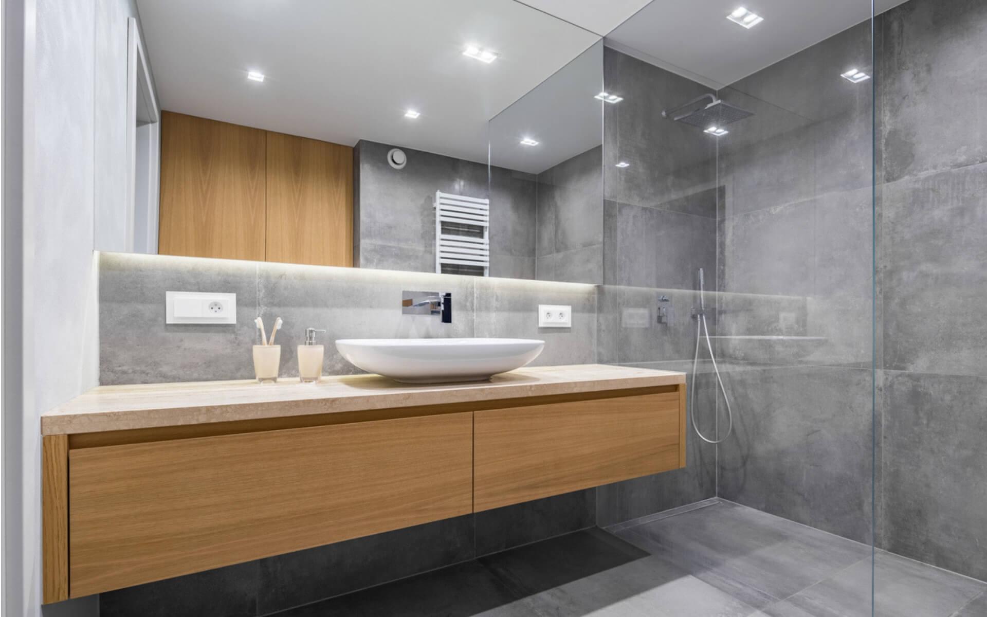 Arredare il bagno in modo pratico u frimar serramenti milano
